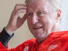 Horst Hrubesch trainiert die DFB-Spieler in Rio