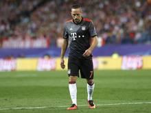 Franck Ribéry fällt länger aus