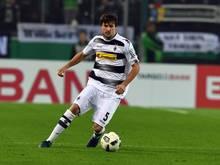 Der Gladbacher Tobias Strobl ist wieder ins Mannschaftstraining eingestiegen