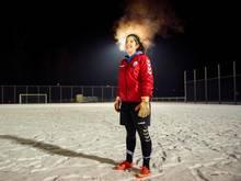 Dorranai Hassan erfüllt sich ihren Traum und wird afghanische Nationalspielerin