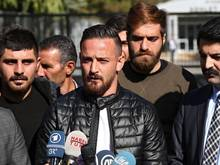 Deniz Naki (m.) wurde erneut angeklagt
