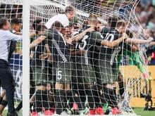 Die deutsche U21 steht im EM-Halbfinale