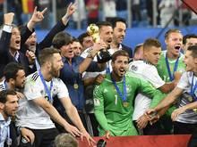 Der nächste internationale Titel für Joachim Löw und seine DFB-Elf