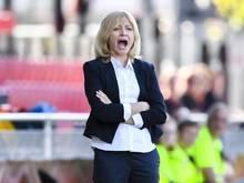 Russlands Trainerin Elena Fomina will Deutschland mit ihrem Team ärgern