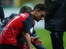 Onur Bulut wird dem SC Freiburg vorerst fehlen.