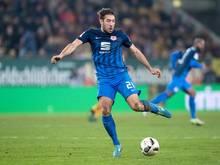 Patrick Schönfeld fehlt im ersten Saisonspiel