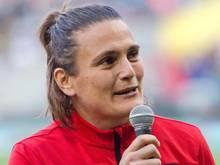 Nadine Angerer fand klare Worte zu den Torhüterleistungen bei der Frauen-EM
