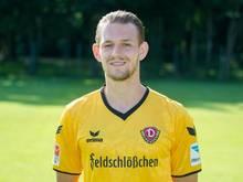 Dynamo Dresden verleiht Marc Wachs nach Osnabrück