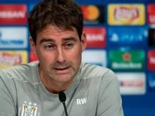 Will mit dem RSC Anderlecht den FC Bayern ärgern: Ex-Nürnberg-CoachRené Weiler