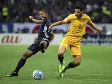 Mathew Leckie (r.) will mit Australien zur WM