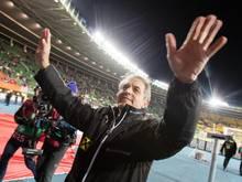 Marcel Koller wird zum Jahresende als Trainer der ÖFB-Auswahl aufhören