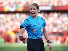 Leitete bei der U17-WM die Partie Japan gegen Neukaledonien: Esther Staubli