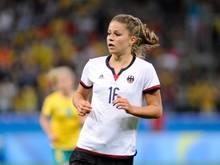 Melanie Leupolz kehrt nach mehr als einem Jahr Verletzungspause ins DFB-Team zurück