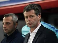 Möchte mit Griechenland zur WM: Nationaltrainer Michael Skibbe