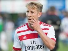 Lewis Holtby hat derzeit beim HSV einen schweren Stand