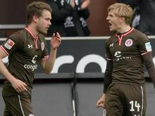 Christopher Buchtmann (l.) und Mats Möller Daehli fallen länger aus