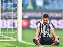 Sami Khedira und Juventus Turin verpassen die Tabellenführung