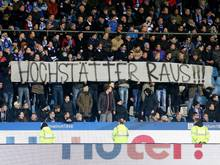 Die Bochumer Fans sind wütend