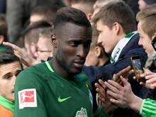 Lamine Sané geht von Werder Bremen zu einem französischen Klub.
