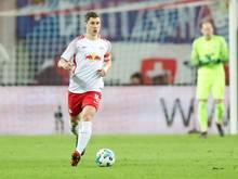 Leipzigs Kapitän Willi Orban traut seiner Mannschaft gegen Neapel viel zu.