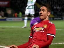 Ander Herrera von Manchester United droht eine Haftstrafe in seiner Heimat Spanien.