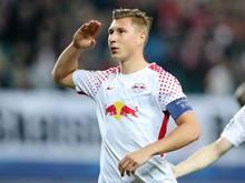 Ist nach kurzer Verletzungspause zurück: Leipzigs Kapitän Willi Orban