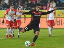 Darío Lezcano fällt verletzt für den FC Ingolstadt aus