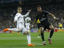 Cristiano Ronaldo und Real gehen mit einem 3:1-Vorsprung ins Rückspiel