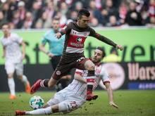 Waldemar Sobota hat sich in Düsseldorf eine Verletzung zugezogen
