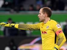 Péter Gulácsi will einen Sieg der Bayern verhindern