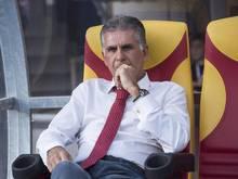 Irans Trainer Carlos Queiroz hat mit der Nominierung von Masoud Shojaei für Diskussionen gesorgt
