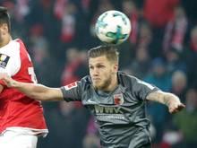 Kann wieder voll beim FC Augsburg eingesetzt werden: Abwehrchef Jeffrey Gouweleeuw