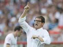 Hat seinen Job in China vorzeitig beendet: Trainer Fabio Capello