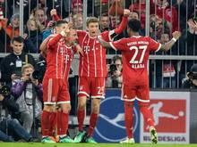 Bayern München hat den BVB völlig zerlegt