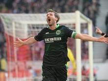 Beendet im Sommer seine aktive Laufbahn: Ex-Hannover- und Werder-Profi Christian Schulz