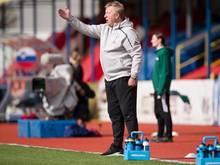 Interimscoach Horst Hrubesch hegt keinen Zweifel an der direkten WM-Qualifikation