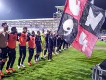 Der 1. FC Nürnberg klopft an die Tür zur Bundesliga