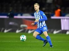 Mittelfeldspieler Arne Maier musste eine Schock-Diagnose verkraften