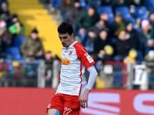 Jahn Regensburg bindet Sebastian Stolze langfristig