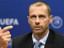 UEFA-Präsident Aleksander Ceferin hat Reformpläne zur Klub-WM kritisiert