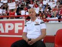 Ist nicht mehr Trainer von Union Berlin: André Hofschneider
