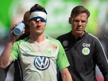 Paul Verhaeghs Einsatz gegen Holstein Kiel ist fraglich