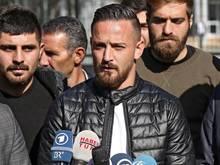 Deniz Naki kritisierte das Erdogan-Treffen scharf