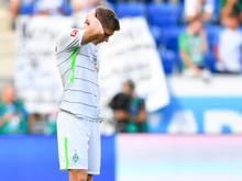 Steht bei Werder Bremen offenbar vor dem Absprung: Aron Jóhannsson
