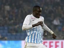 Steht bei Schalke 04 offenbar auf der Wunschliste: Raphael Dwamena