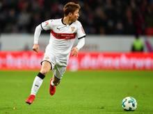 Fährt als Backup mit Japan zur WM nach Russland: Ex-Stuttgart-Profi Takuma Asano