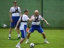 Roman Neustädter und Konstantin Rausch fehlen im finalen WM-Aufgebot der Russen
