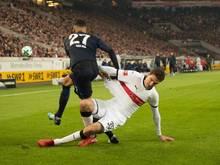 Stuttgarts Marcin Kaminski könnte für die WM nachnominiert werden