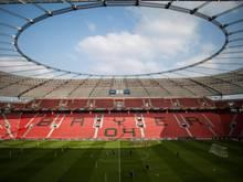 Leverkusen hat den besten Rasen der Liga