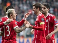 In der kommenden Champions-League-Saison könnte der FC Bayern über 100 Millionen Euro einnehmen
